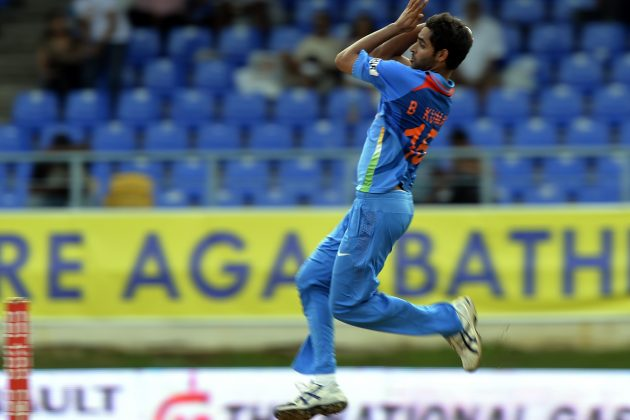Bhuvneshwar leads India into final - Cricket News