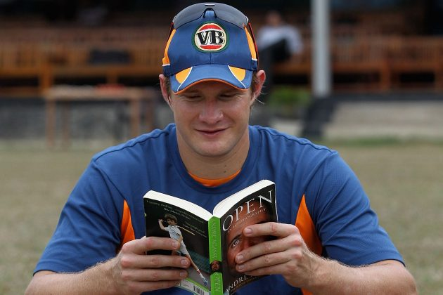 CWC stars reveal why they love their favourite books - Cricket News