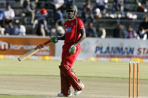 Chigumbura optimistic about Zimbabwe's chances - Cricket News