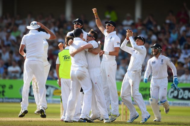 England has edge after engrossing day - Cricket News