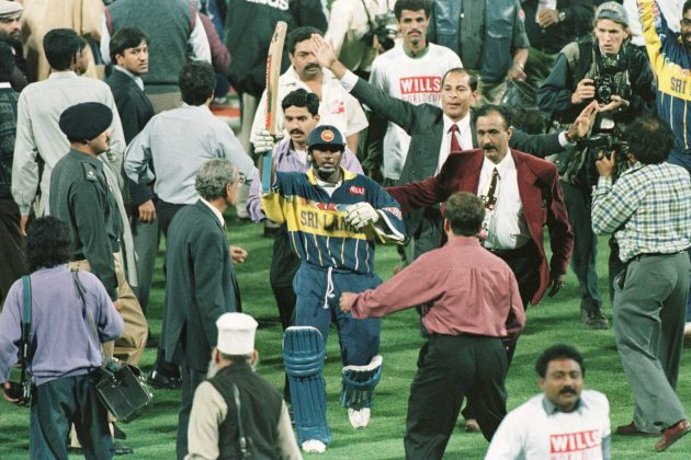 CWC 1996 final a huge moment, says de Silva - Cricket News