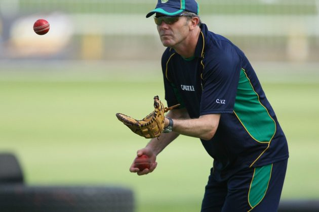 Van Zyl to stand down from job - Cricket News