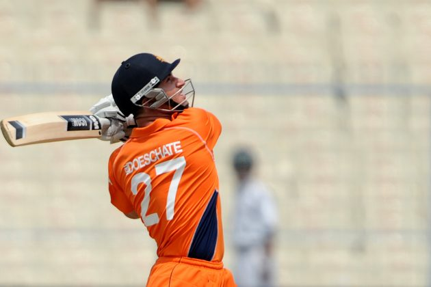 Tasmania go Dutch with ten Doeschate - Cricket News