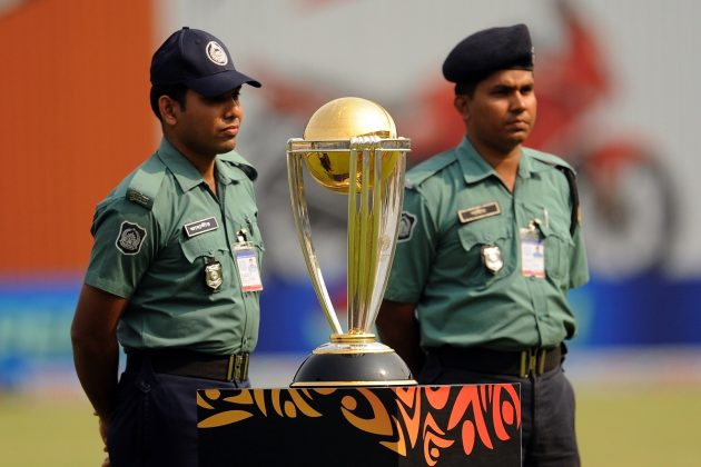 Official ICC CWC 2011 merchandise goes on sale