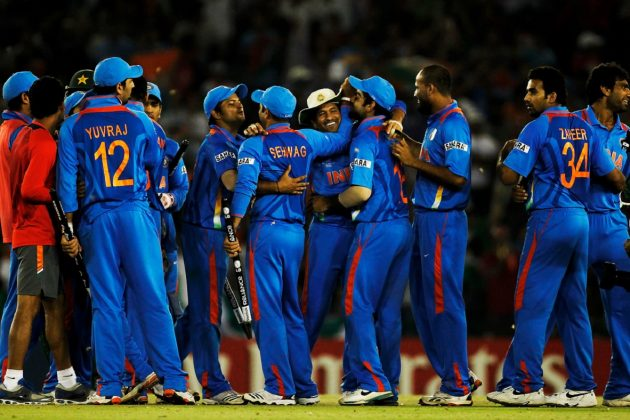 Teams turn attention to ODIs and ICC CWC 2011