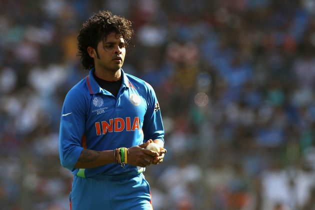Ganguly surprised at Sreesanth's exclusion from CWC squad