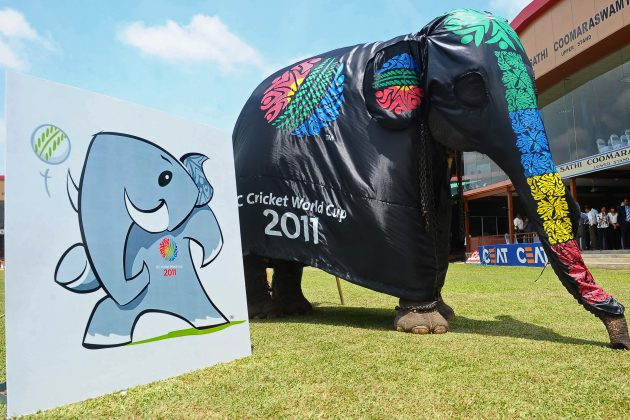 ICC Cricket World Cup 2011 mascot introduced as 'Stumpy' - Cricket News