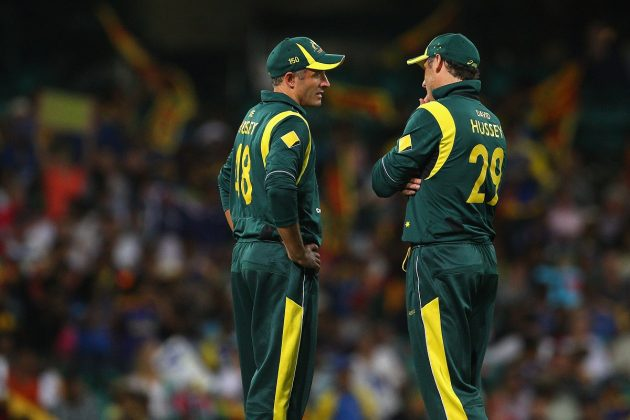 Hussey brothers named in Australia's CWC squad  - Cricket News