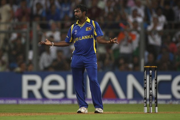 Murali confirms his retirement date