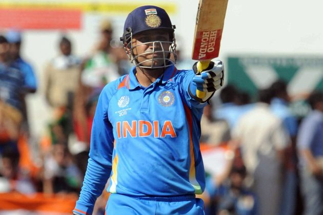 Sehwag and Sangakkara star in global Think Wise campaign at ICC CWC 2011