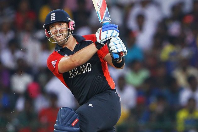 Prior replaces Davies in England's CWC squad