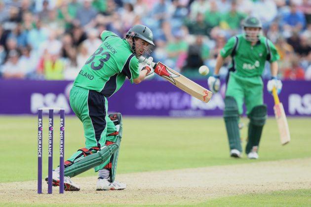 Cusack stars in Ireland XI's win - Cricket News
