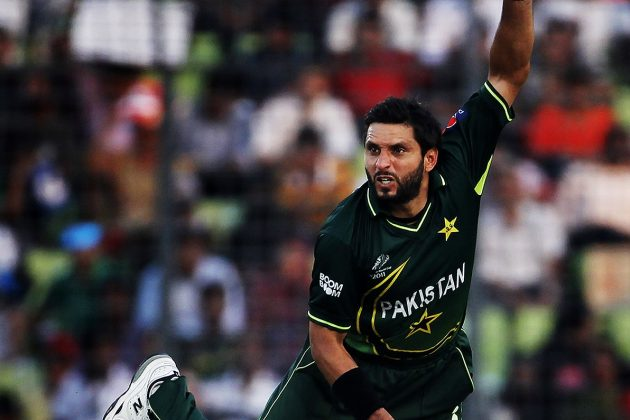 Afridi confirmed as Pakistan skipper for CWC 2011