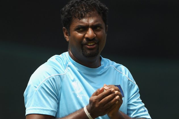 Sangakkara says Murali fit for quarterfinal