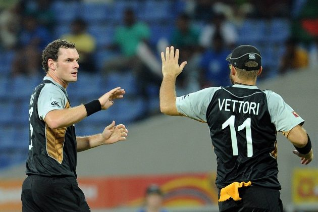 Mills, Vettori and du Plessis fined for breaching ICC Code of Conduct - Cricket News