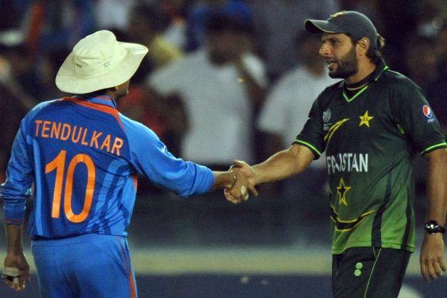 Sachin will have to wait for 100 international tons: Afridi - Cricket News