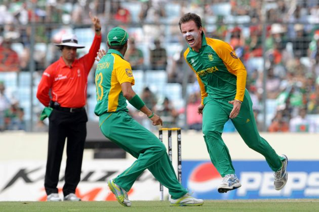 Spinner Botha happy to take new ball - Cricket News
