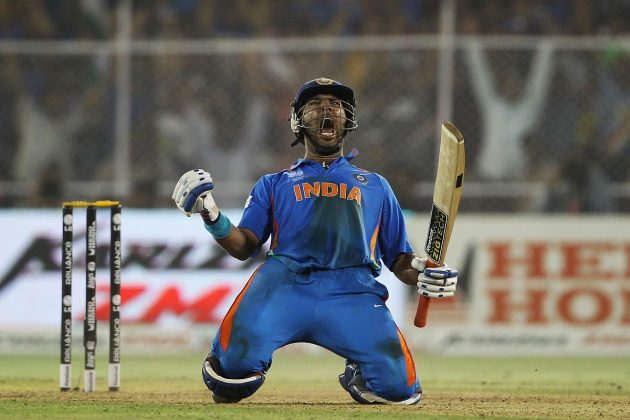 Yuvraj's all-round effort ends Australia's hold - Cricket News