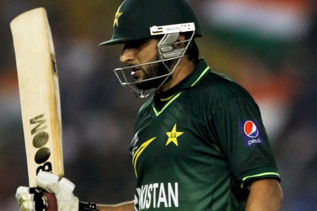 I made error of judgement in World Cup semifinal: Afridi - Cricket News