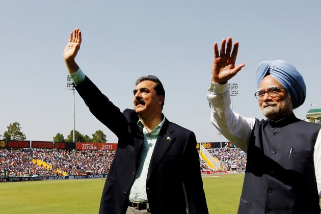 Mohali match improved Pakistan-Indian ties: Gilani - Cricket News