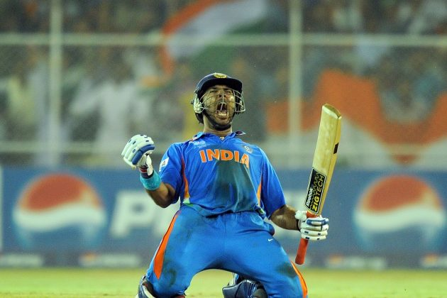 Yuvraj named as ICC CWC 2011 player of the tournament - Cricket News