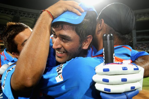 Dhoni's 91 one of greatest innings by a captain in WC final - Cricket News