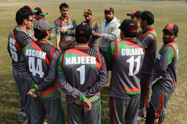 Afghan Cricket Goes to Schools - Cricket News