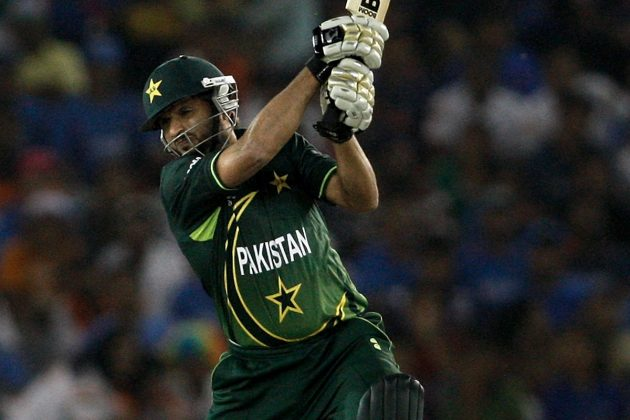 Afridi vows new plan of attack against Australia