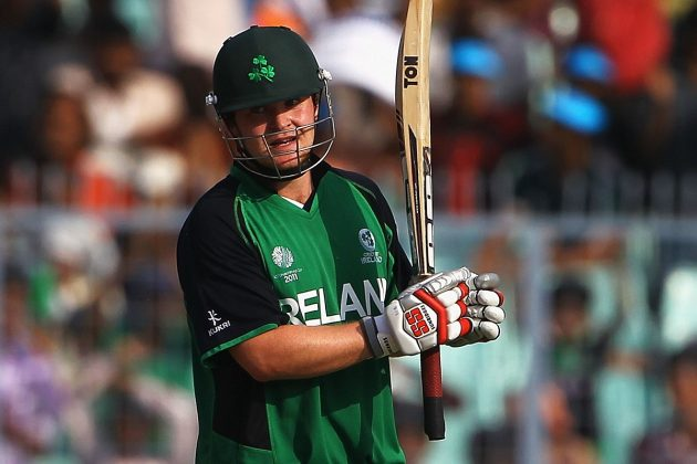 Stirling scripts Ireland's win