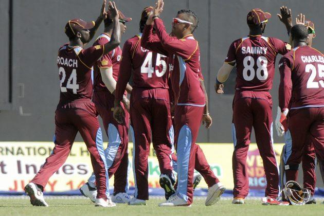 West Indies wins low-scoring ODI by 37 runs  - Cricket News