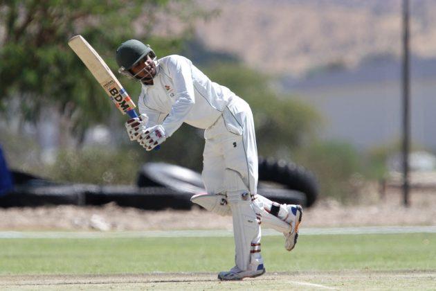Mishra hits century for Kenya on day one  - Cricket News