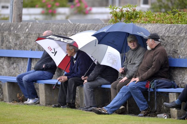 Play abandoned on opening day in Scotland - Cricket News