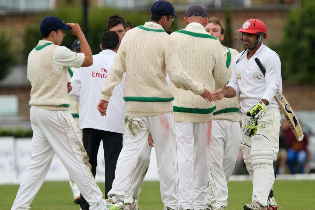 Ireland-Afghanistan contest ends in a draw