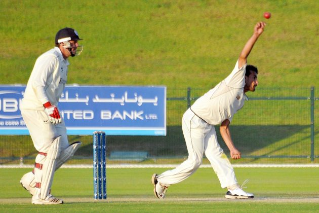 Dawlatzai bowls Afghanistan into a strong position - Cricket News