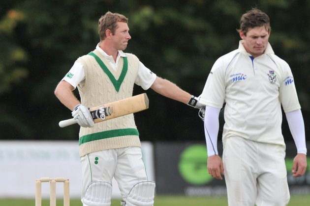 White, Dockrell help Ireland take handy lead - Cricket News