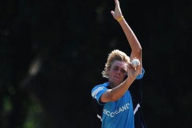 Parker receives reprimand and warning - Cricket News