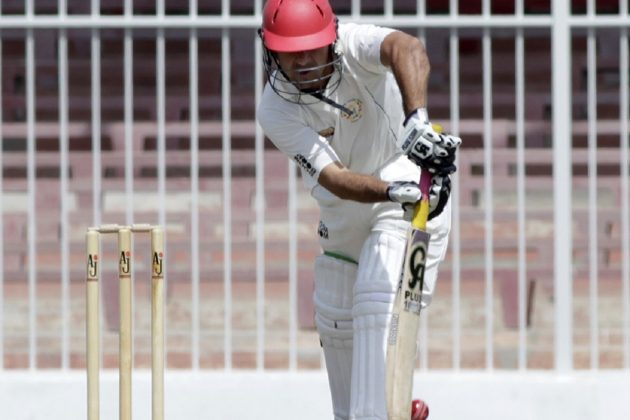 Nabi leads Afghanistan's strong reply