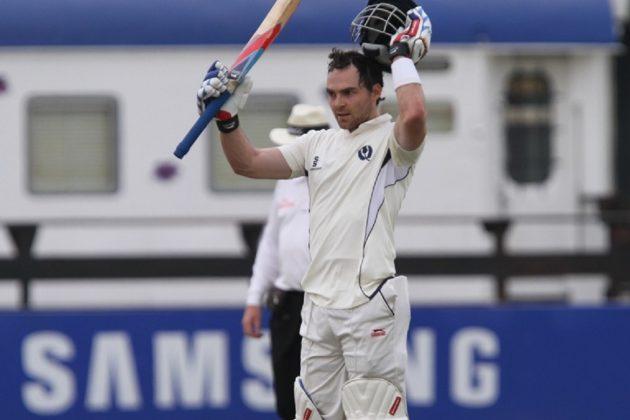 Mommsen, Majid give Scotland control  - Cricket News