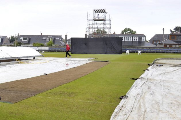 First day's play in I Cup washed out