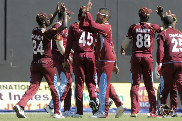 West Indies Squad to face Pakistan in St Lucia