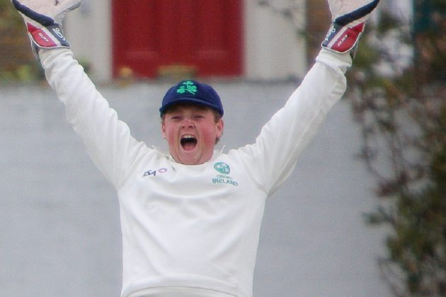 Ireland name five new caps for I-Cup squad