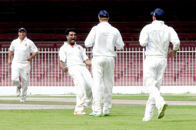 Bukhari sizzles on wicket-filled day - Cricket News