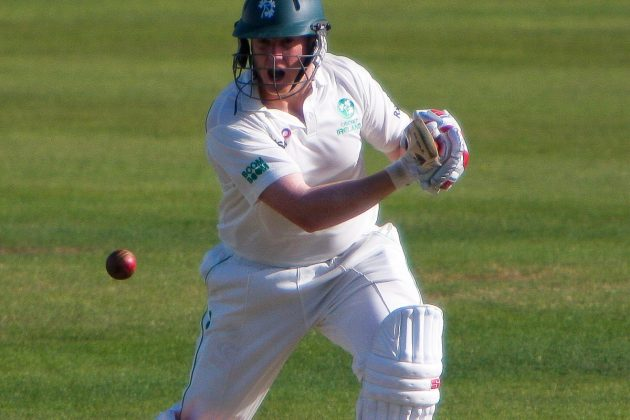 White puts Irish in strong position - Cricket News