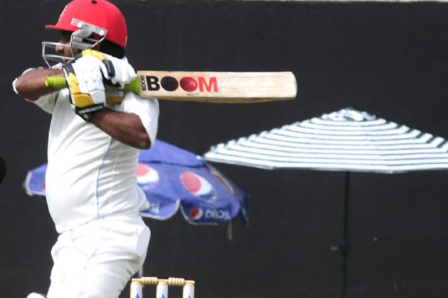 Afghanistan earns first innings lead points against Ireland - Cricket News