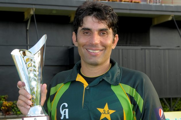 Misbah achieves career-best ODI batting ranking of seventh