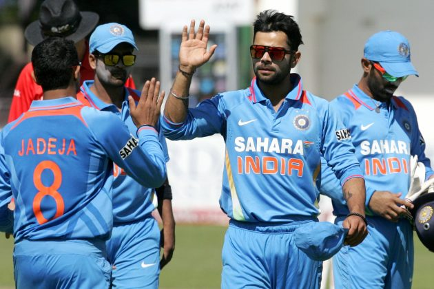 Mishra, Kohli seal 3-0 series win - Cricket News