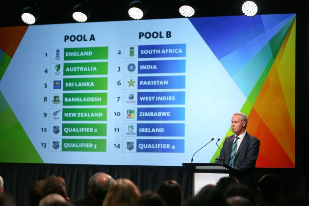 ICC launches official website for ICC Cricket World Cup 2015 - Cricket News