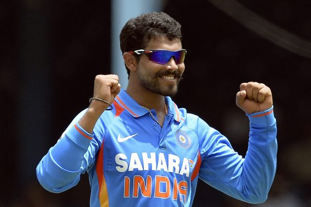 Jadeja leaps four places to share number-one position with Narine