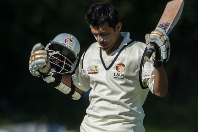 Khan century helps UAE salvage draw against Canada
