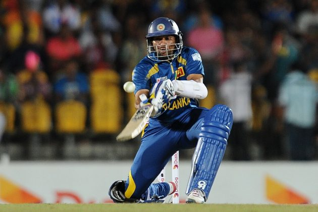 Dilshan blitz bags Sri Lanka consolation win
